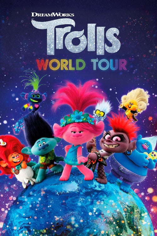Trolls World Tour - HD (MA/Vudu)