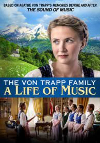 Von Trapp Family: A Life of Music UVSD