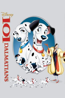 101 Dalmatians (1961)  - HD (Google Play)