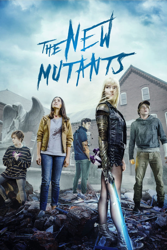 New Mutants - HD (MA/Vudu)