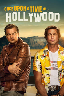 Once Upon a Time in Hollywood - 4K (Vudu/MA)