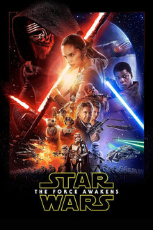 Star Wars: The Force Awakens 4K (MA/Vudu)