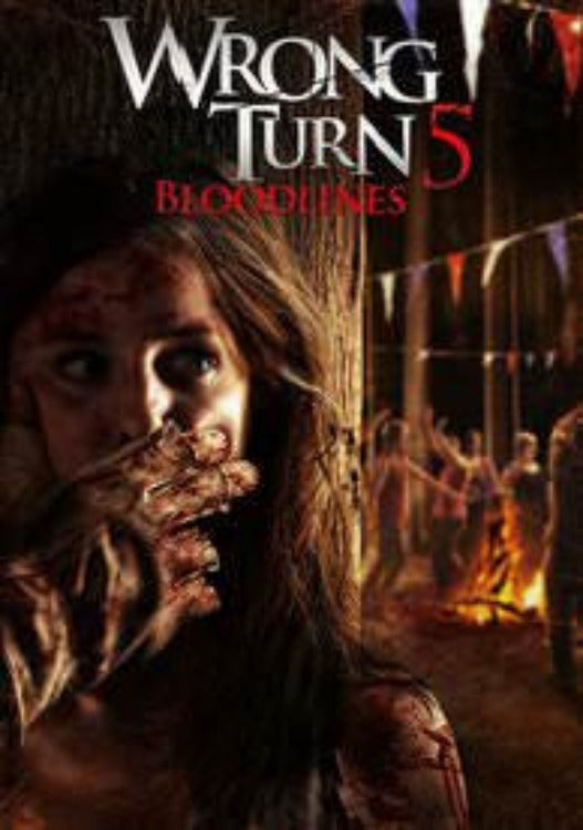 Wrong Turn 5 SD - (ITUNES)