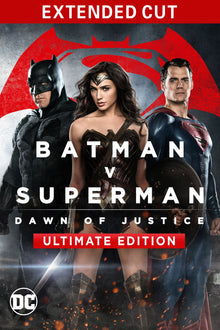 Batman V Superman: Dawn of Justice 4K (MA/Vudu)