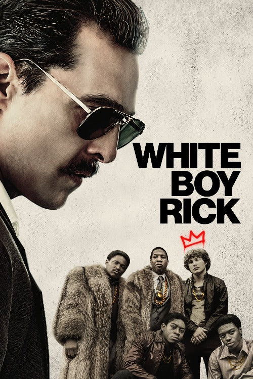 White Boy Rick HD (MA/Vudu)
