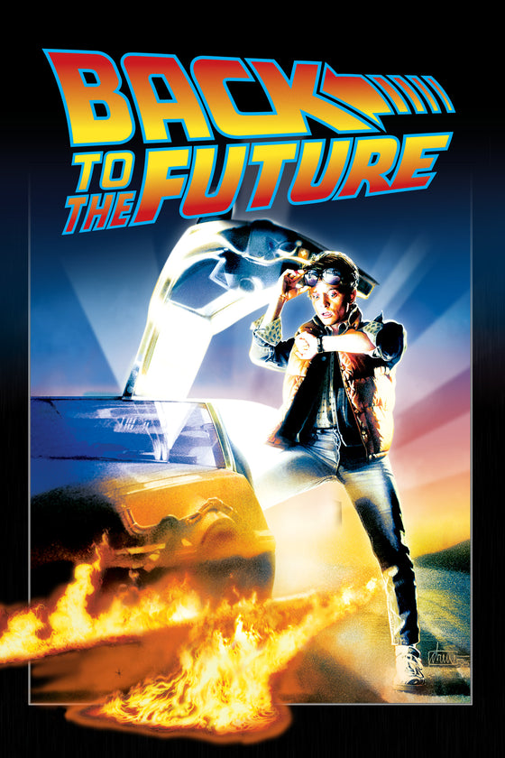 Back to the Future - SD (ITUNES)
