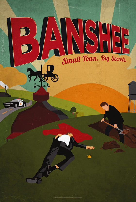 Banshee: Season 1 - HD (Vudu)