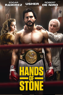 Hands of Stone - HD (Vudu)