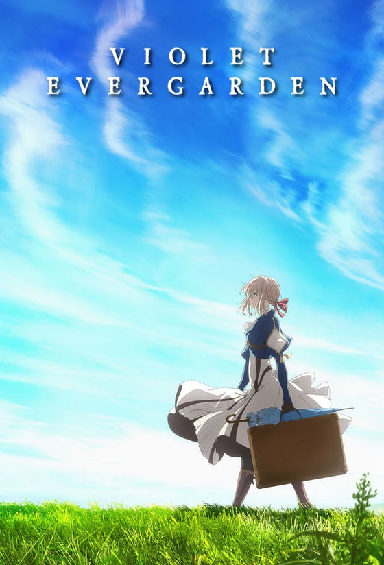 Violet Evergarden: Complete Series HD (Funimation)