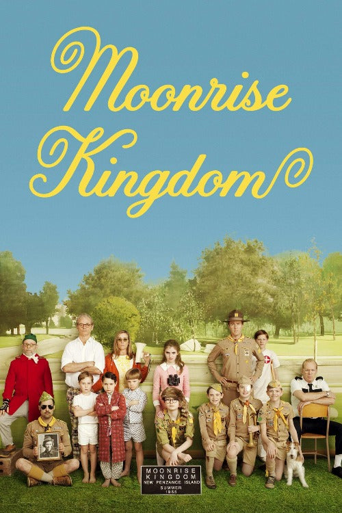 Moonrise Kingdom - HD (iTunes)