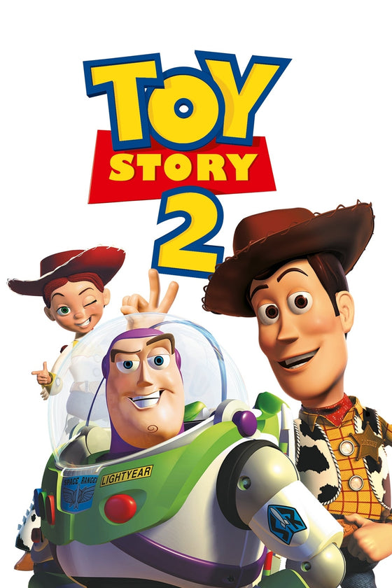 Toy Story 2 - HD (Google Play)