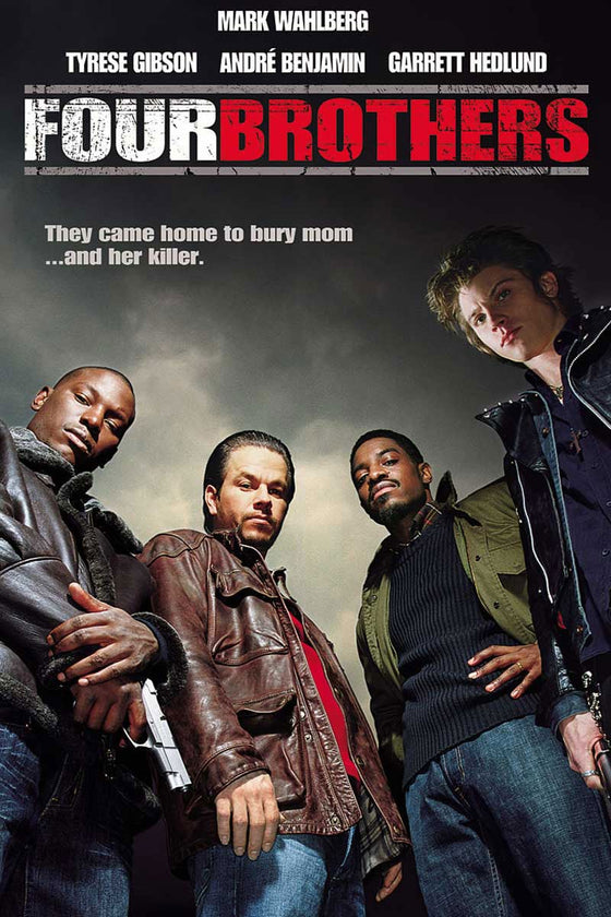 Four Brothers - HD (Vudu)