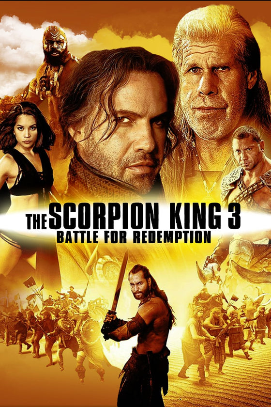 Scorpion King 3: Battle for Redemption - HD (Vudu)