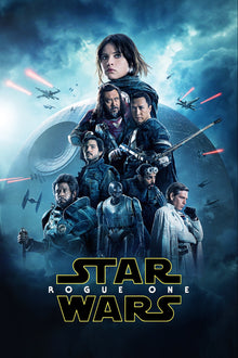 Rogue One: A Star Wars Story HD (MA/VUDU)