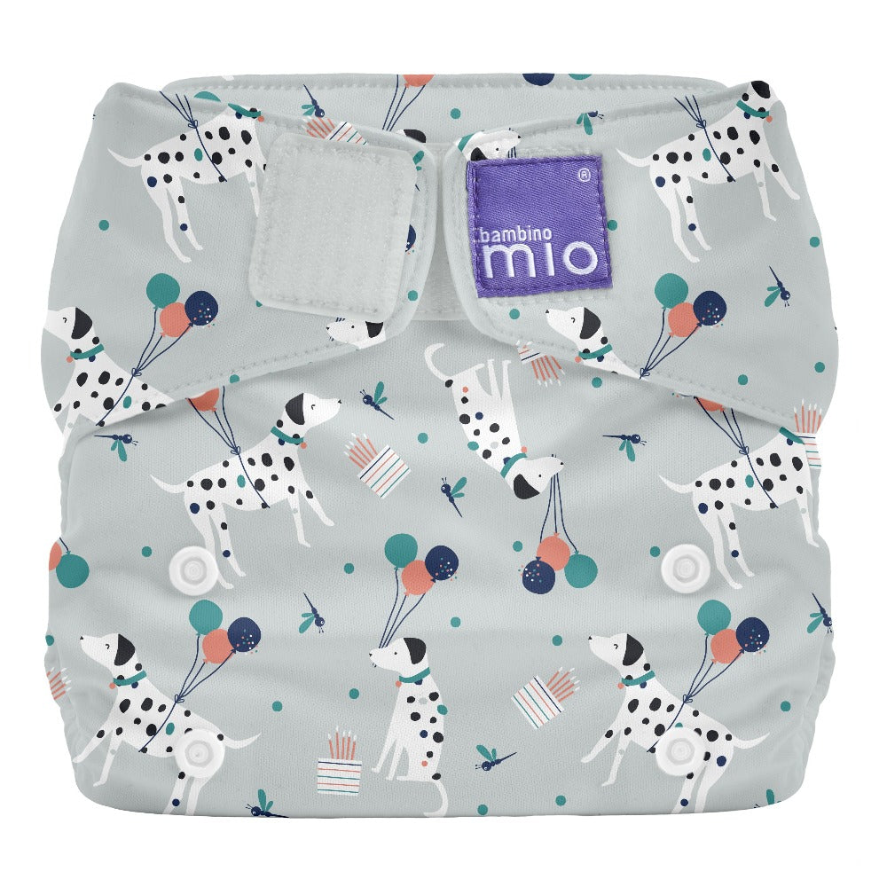 Bambino Mio Miosolo All-in-one Baby Reusable Nappy - Incy Wincy Swimstore