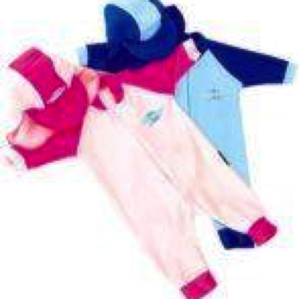 Stingray SP  Romper + Baby Cap
