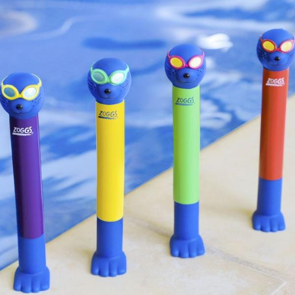 Zoggs Seal Dive Sticks - Incy Wincy Swimstore