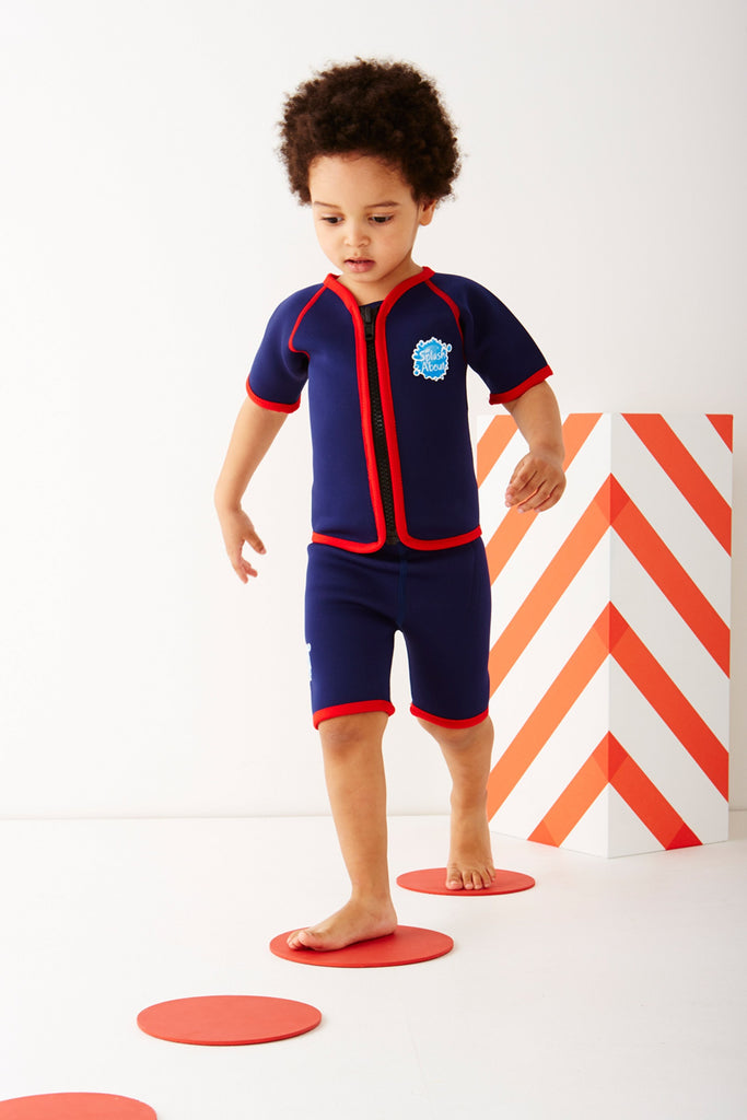 SplashAbout Gilet and Shorts - Incy Wincy Swimstore
