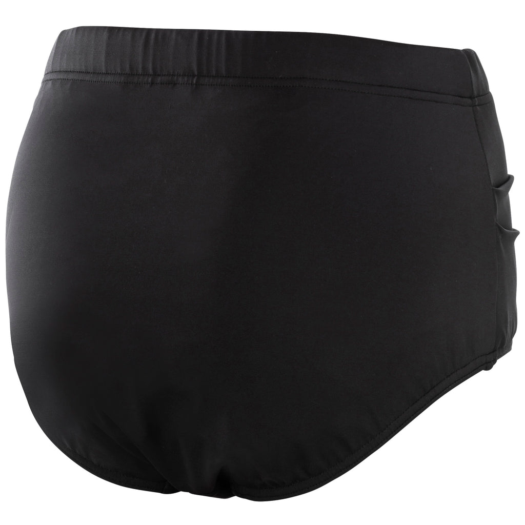 Kes-Vir Ladies Tankini Briefs in Black - Incy Wincy Swimstore