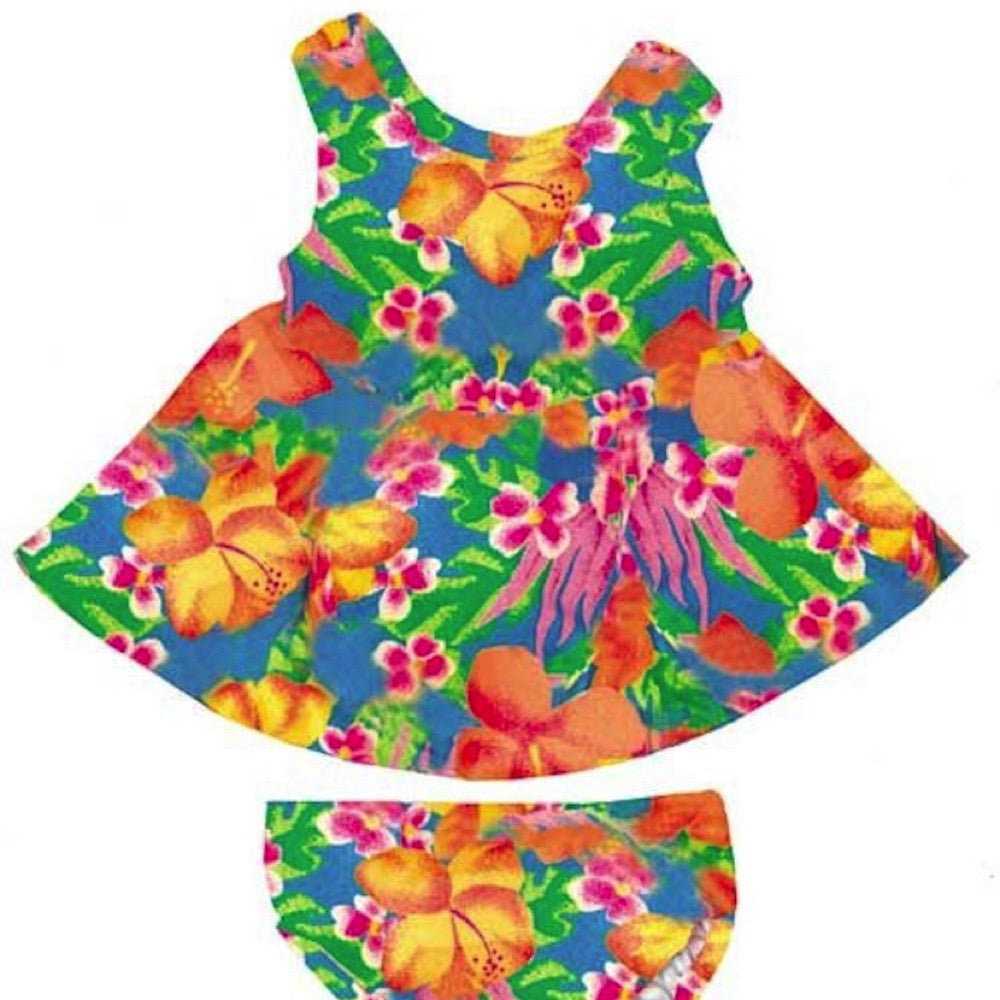 MPP Girls' Nappy 2 piece