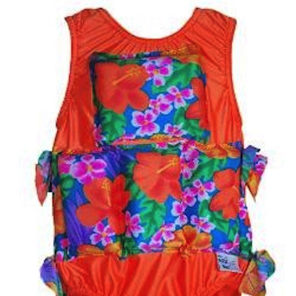 MyPoolPal Girl's Flotation Suit