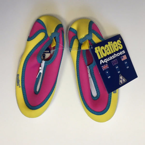 Girls Beach Aqua shoes - Incy Wincy Swimstore