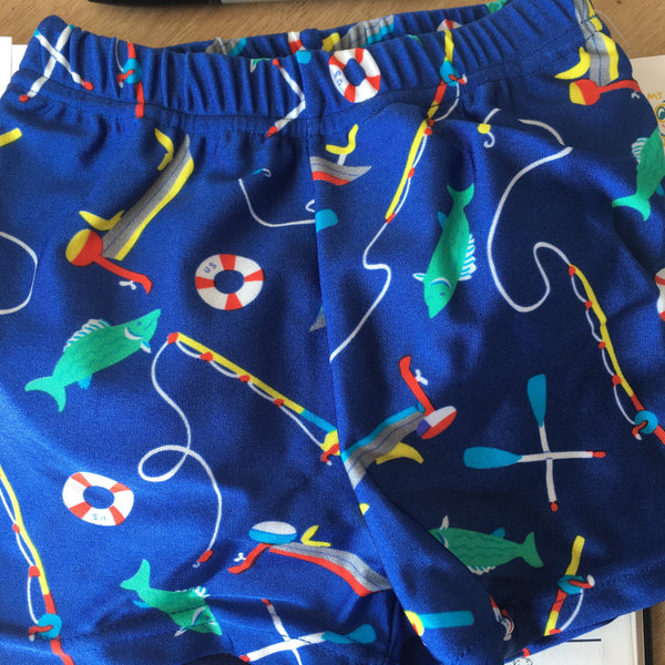 Swim-sters Toddler's Swim Short