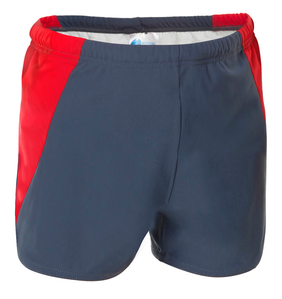 Kes-Vir Boy's Slate Shorties - Incy Wincy Swimstore
