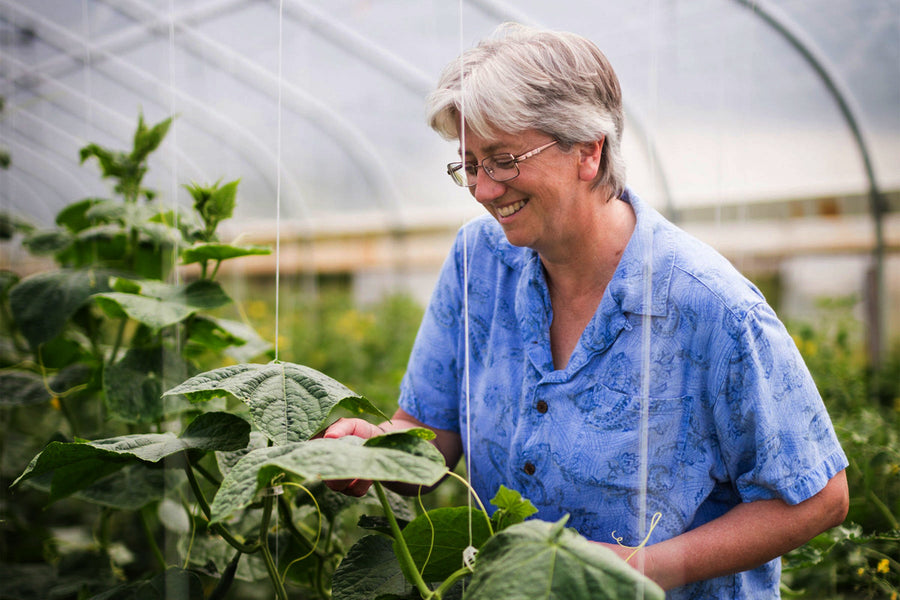 A Soil Scientist with a Plan for a More Resilient Food System