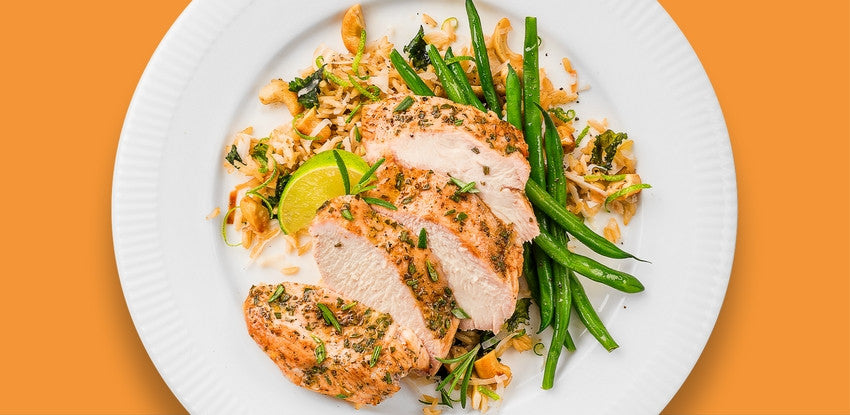 Maple and Rosemary Turkey Breast