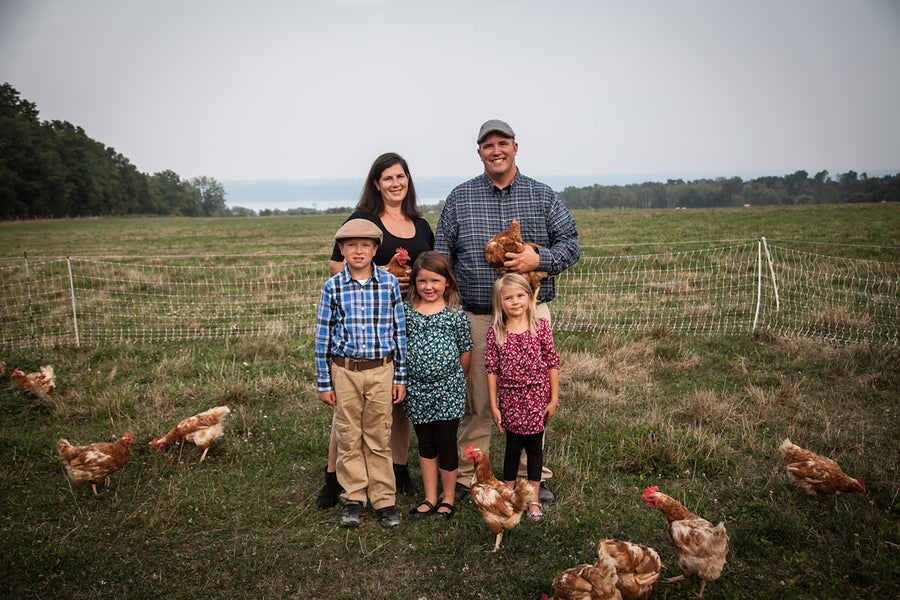 Featured Farm: Autumn's Harvest Family Farm is Built on Strong Values