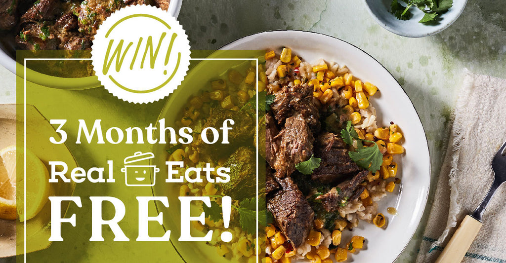 RealEats Meals Contest Win Free Healthy Meals
