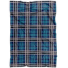 Tartan Blanket, Plaid Print Throw, Tartan Fleece Blanket