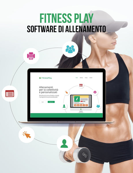 Fitnessplay Workout - software