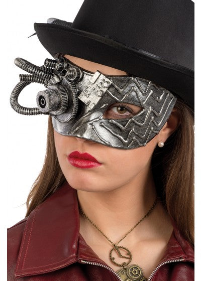 steampunk/mask 5