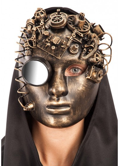 steampunk/mask 8