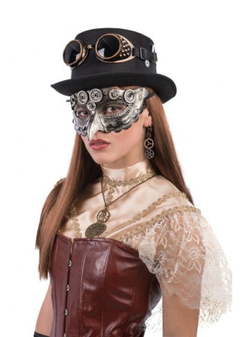 steampunk/mask 11