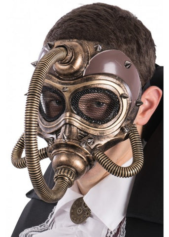steampunk/mask 12
