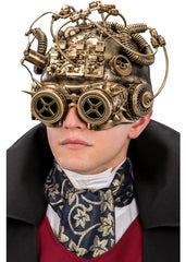 steampunk/mask 13