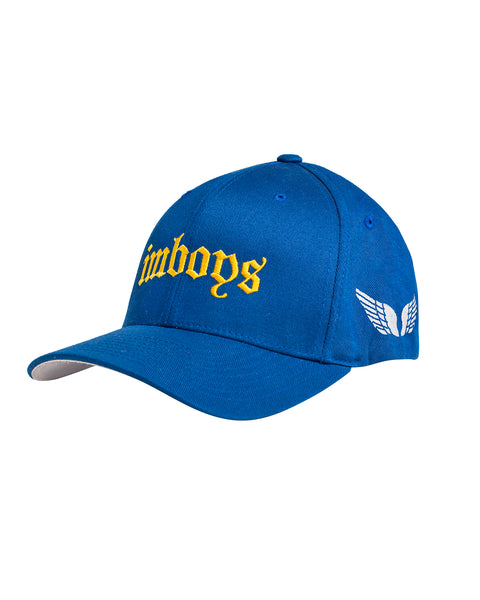 Imboys cap - Royal Blue