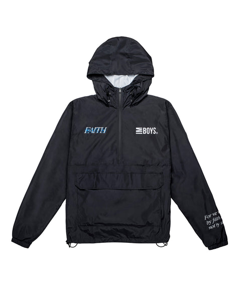 Faith Walk Windbreaker