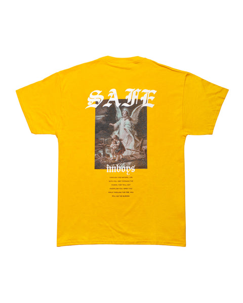 SAFE Tee - Yellow