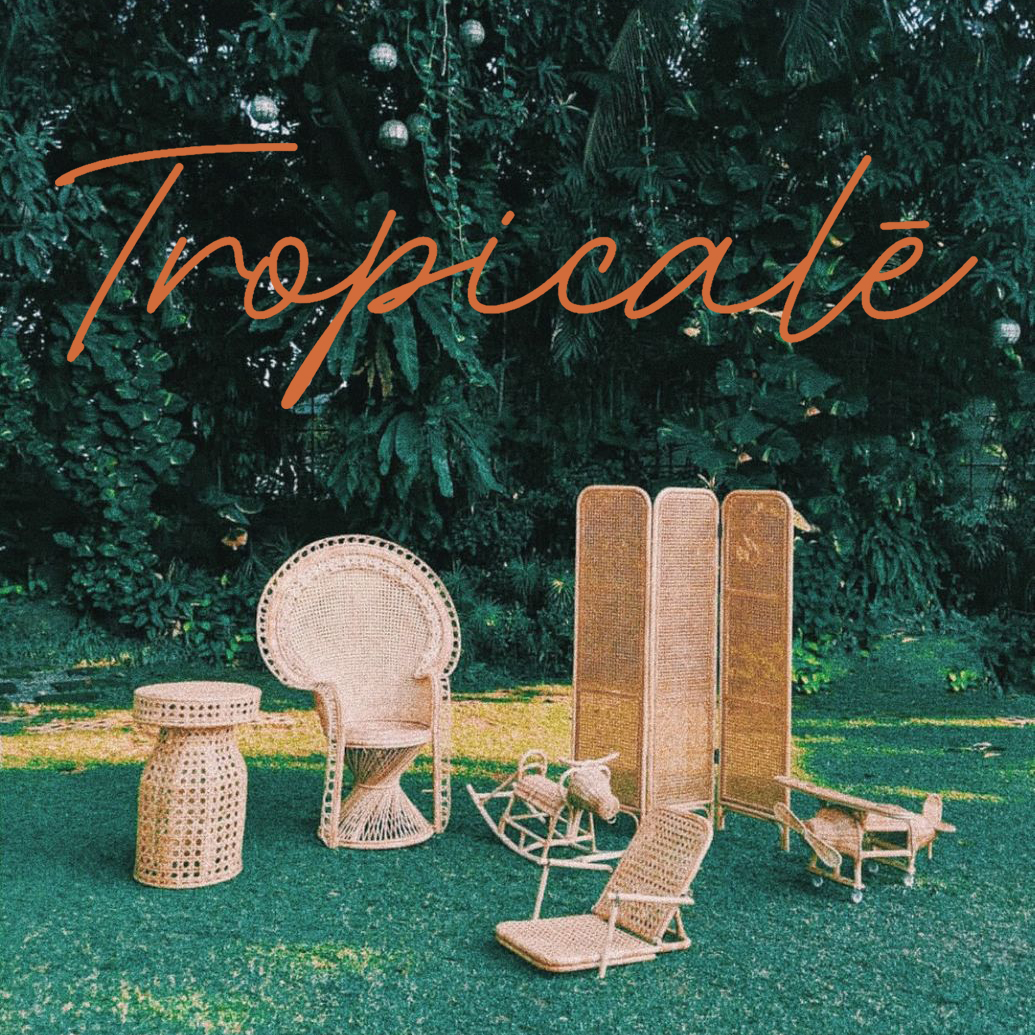 Tropicalē Rattan Collection
