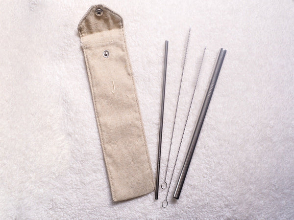 eco-friendly straw set from FunNest