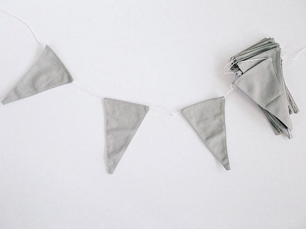 Customizable cloth bunting by FunNest