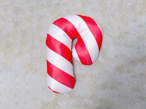 Candy Cane pillow for nursery by Fun Nest