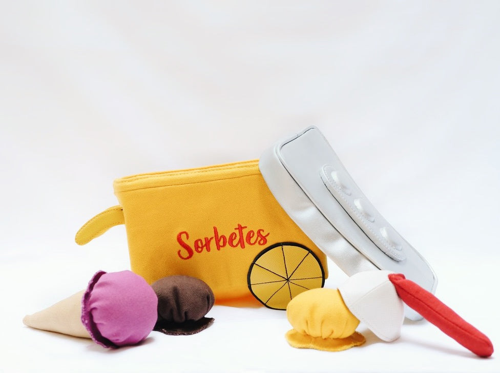 Sorbetes Soft Toy