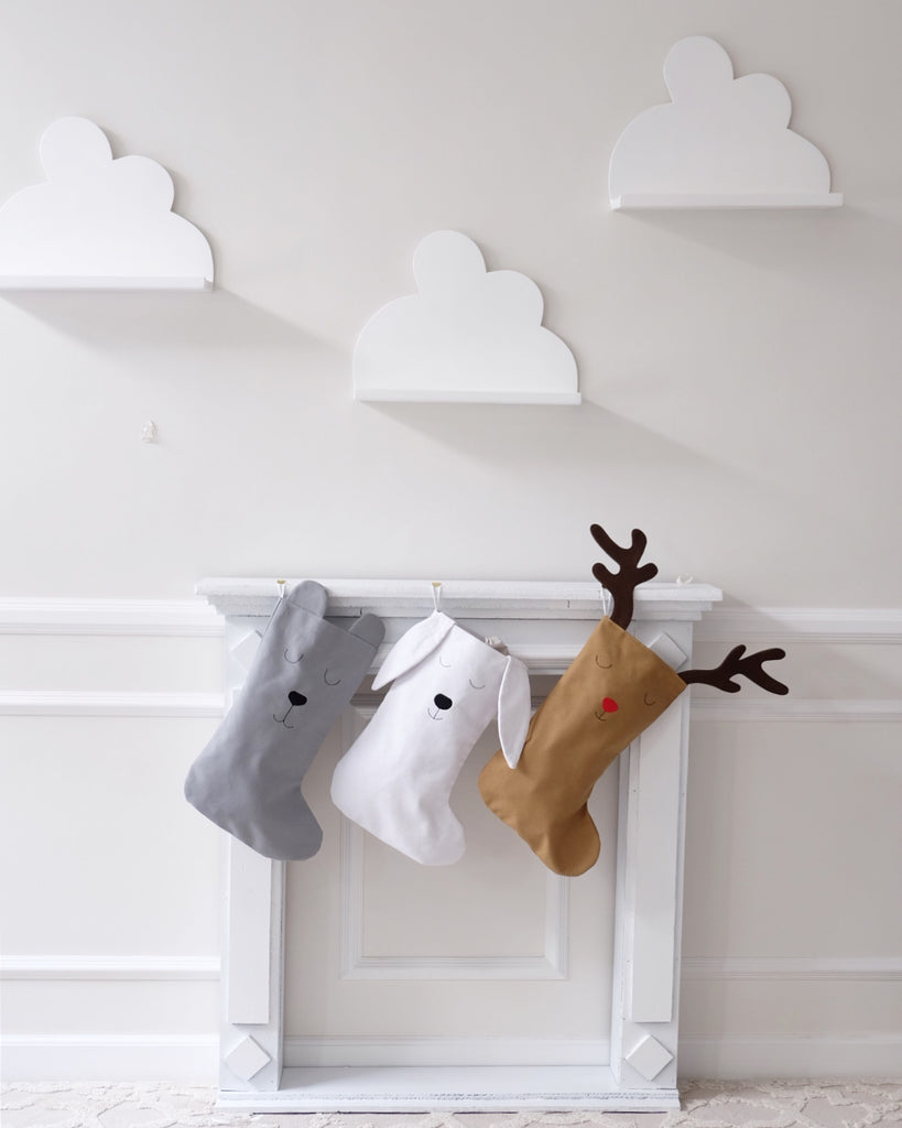 Scandi Christmas Stockings
