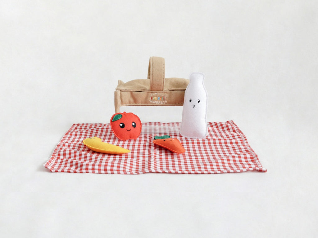 Picnic Basket Soft Toy