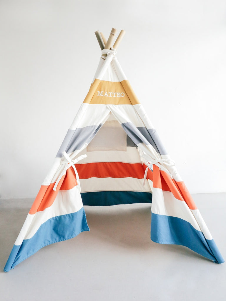 Teepee (Custom Stripes)